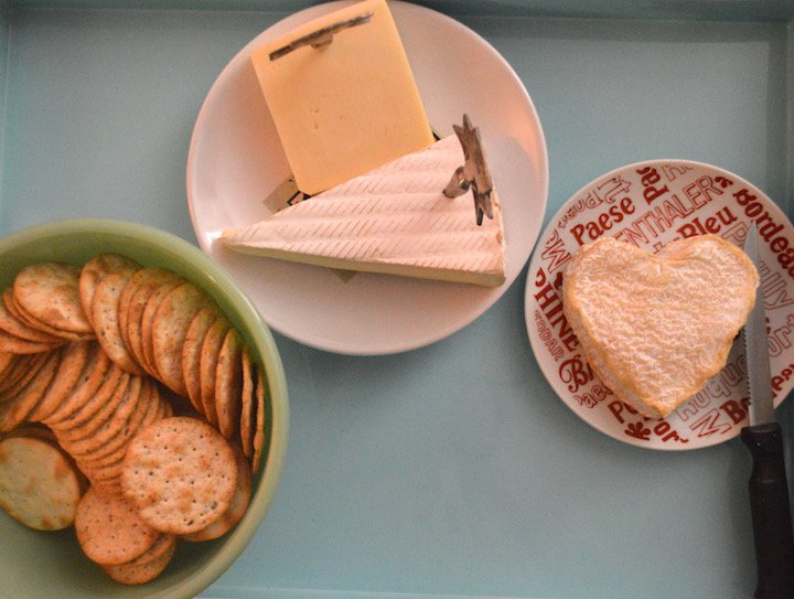 Valentines Day At Home Ideas Cheese