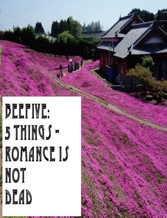 loving gestures, romance is not dead, man gives wife gift, beefive, 5 things, love,