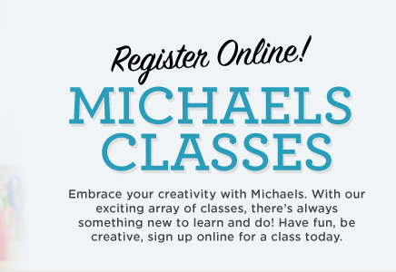 10 things to do this month, michaels stores, free knitting classes, free Michaels classes