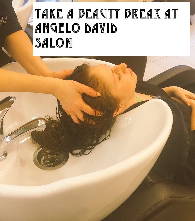 angelo david salon, nyc salons, nyc beauty, nyc blowouts, blowout, manicure, celebrity stylists, hair stylists, best blowouts, manicures,