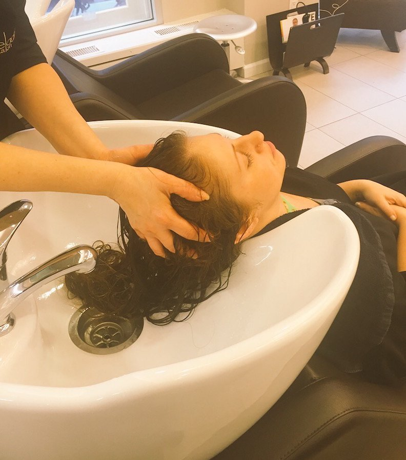 angelo david salon, nyc salons, nyc beauty, nyc blowouts, blowout, manicure, celebrity stylists, hair stylists, best blowouts, manicures,