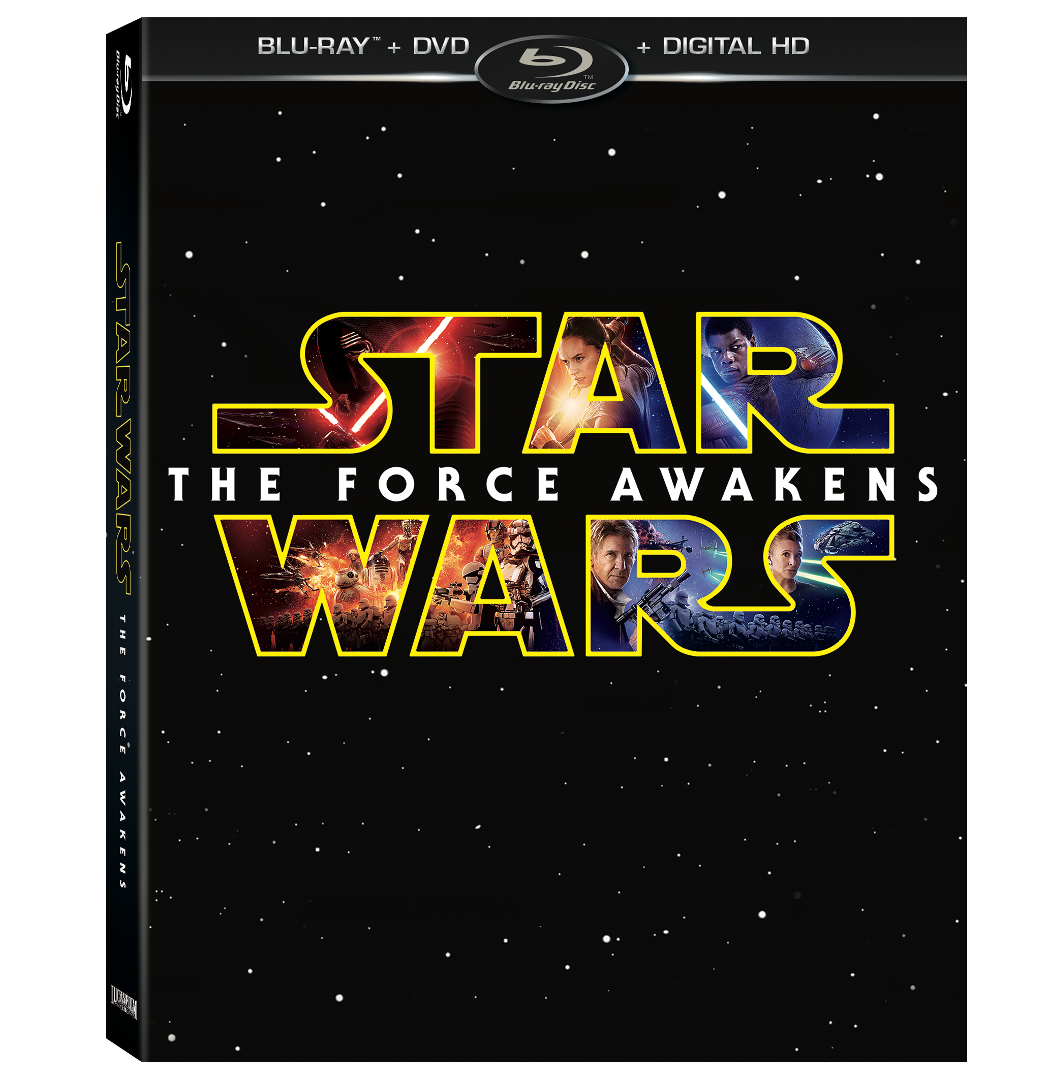 star wars the force awakens, star wars blu ray dvd, star wars extras, new dvd releases
