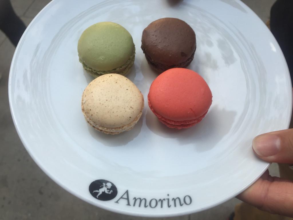 amorino uws, amorino, amorino gelato, nyc shops, nyc gelato, macarose,