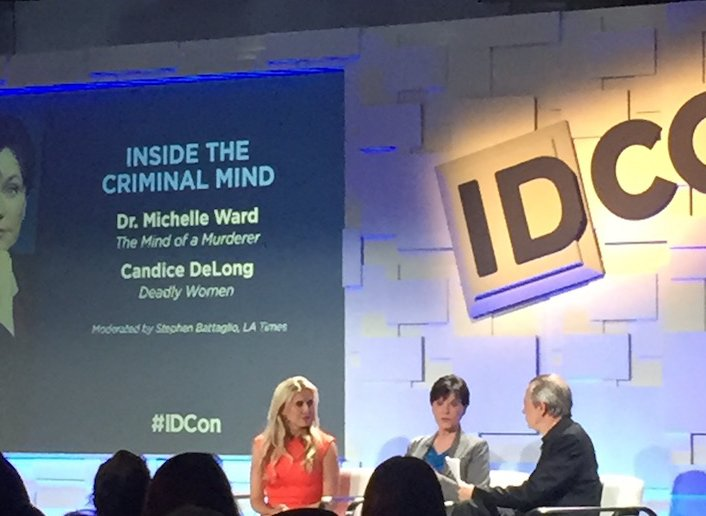 Discovery Id S 1st Idcon A True Crime Addicts Dream In Nyc