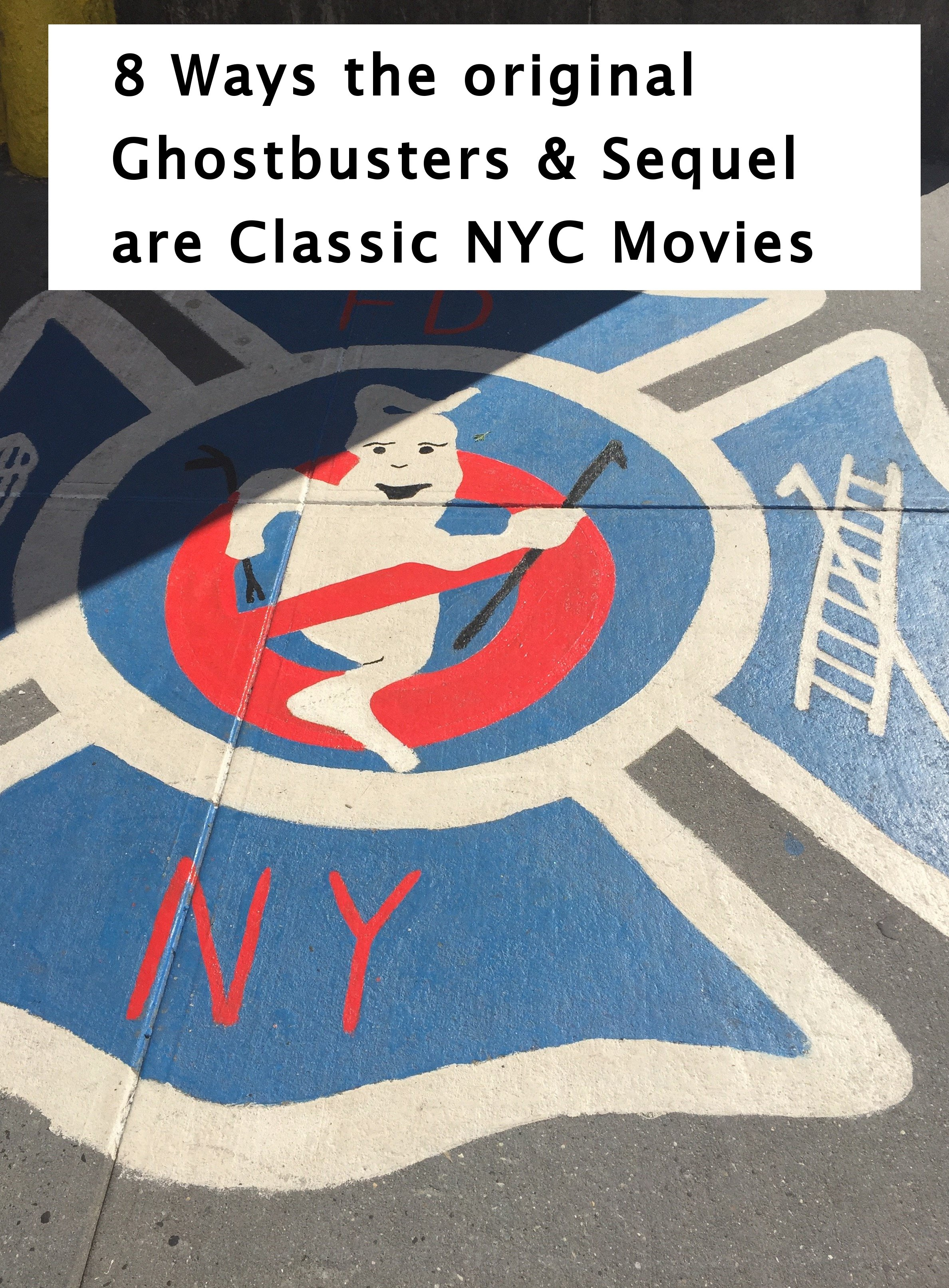 original ghostbusters, ghostbusters remake, movie reviews, old movies, nyc iconic landmarks,
