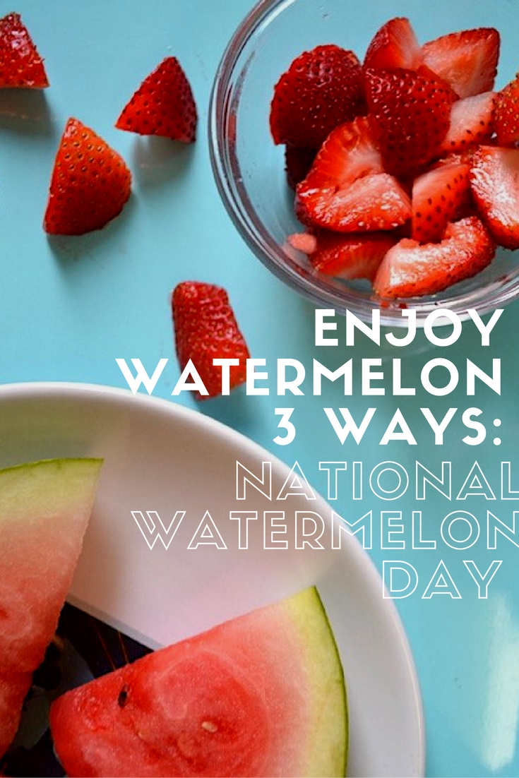 watermelon recipes, watermelon salad recipes, detox waters, national watermelon day