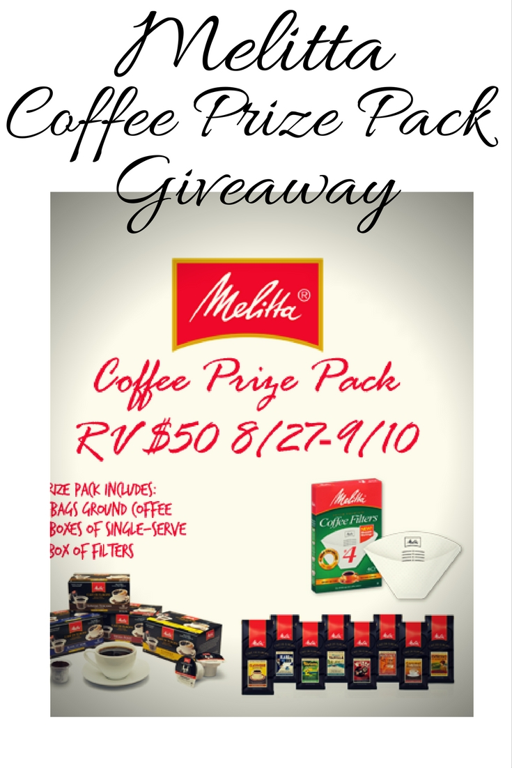 melitta coffee, giveaways, coffee giveaways, national coffee month, national coffee day, best coffees, coffee pods, coffee prize pack