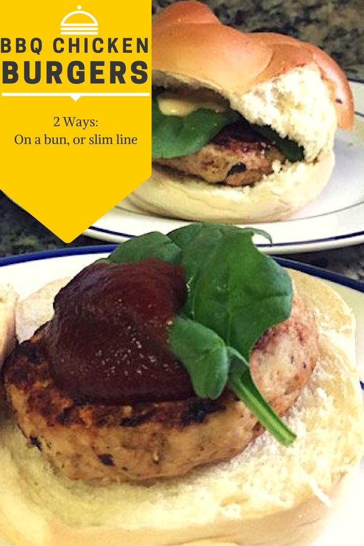bbq chicken burgers, burger recipes, chicken recipes, dinner recipes, dinner for two, dinner ideas, bbq ideas