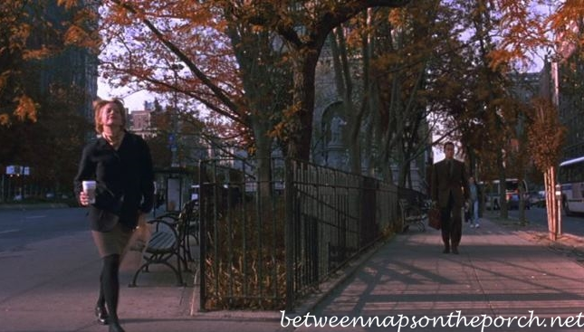 youve got mail, nyc movies, nyc fall movies, nyc fall, fall 2016, best nyc movies,