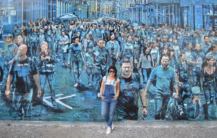 bowery street, bowery street mural, nyc street art, nyc art