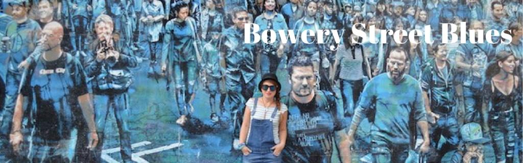 Bowery Street Blues