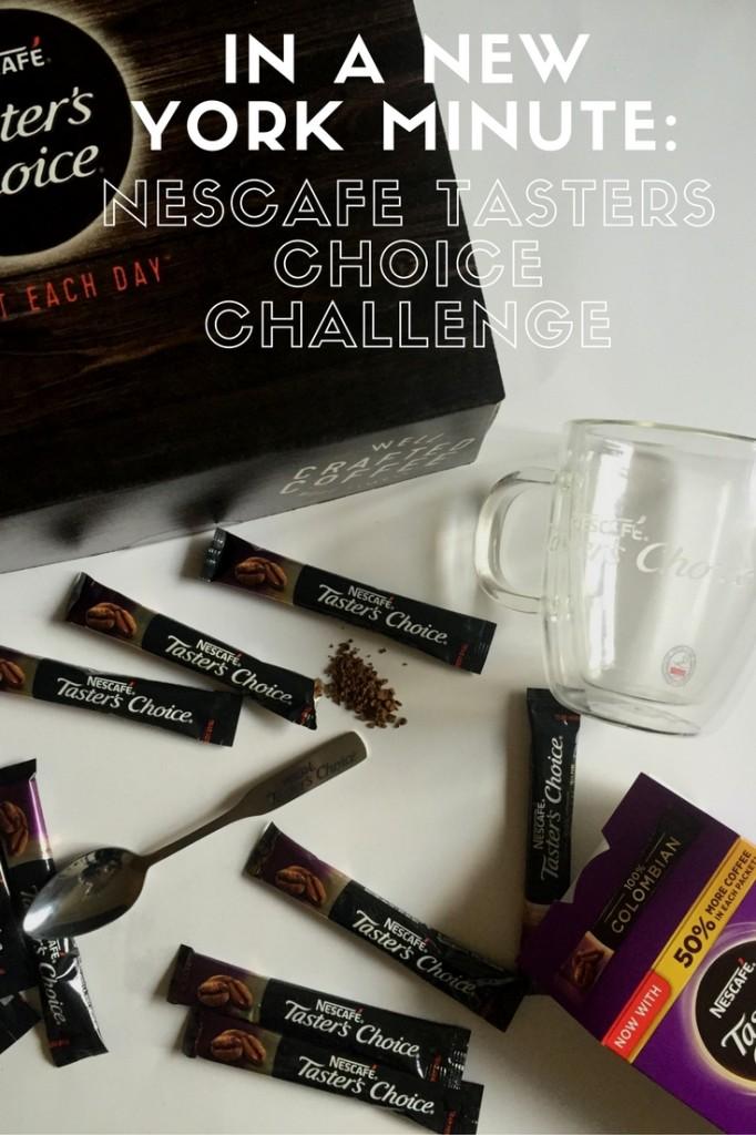 nescafe tasters choice, nescafe, tasters choice, tasters choice challenge, coffee recipes, coffee drinks,