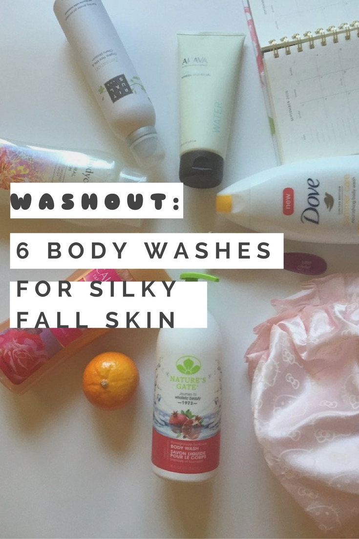 body washes for fall, best body washes, dove, dove soap, new beauty products, skin care, self care,
