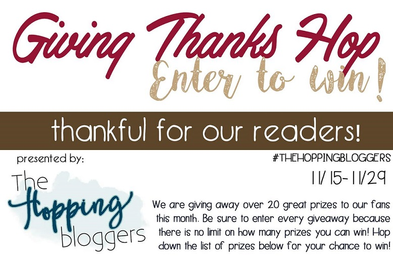 giving thanks giveaway, the hopping bloggers, holiday giveaways, blogger giveaways, beyonce rise perfume, holiday gifts, loop giveaways