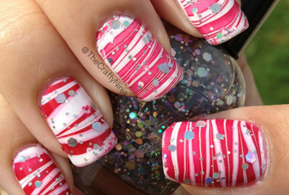 candy canes, candy cane recipes, peppermint recipes, candy cane nails, candy cane desserts