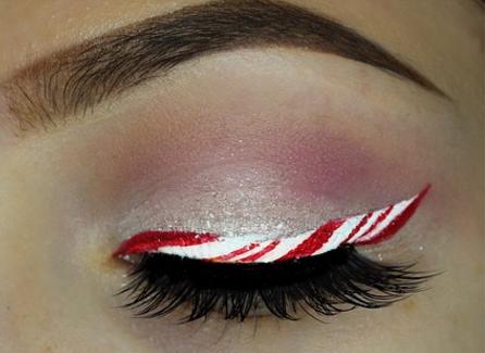 candy-cane-eyeliner