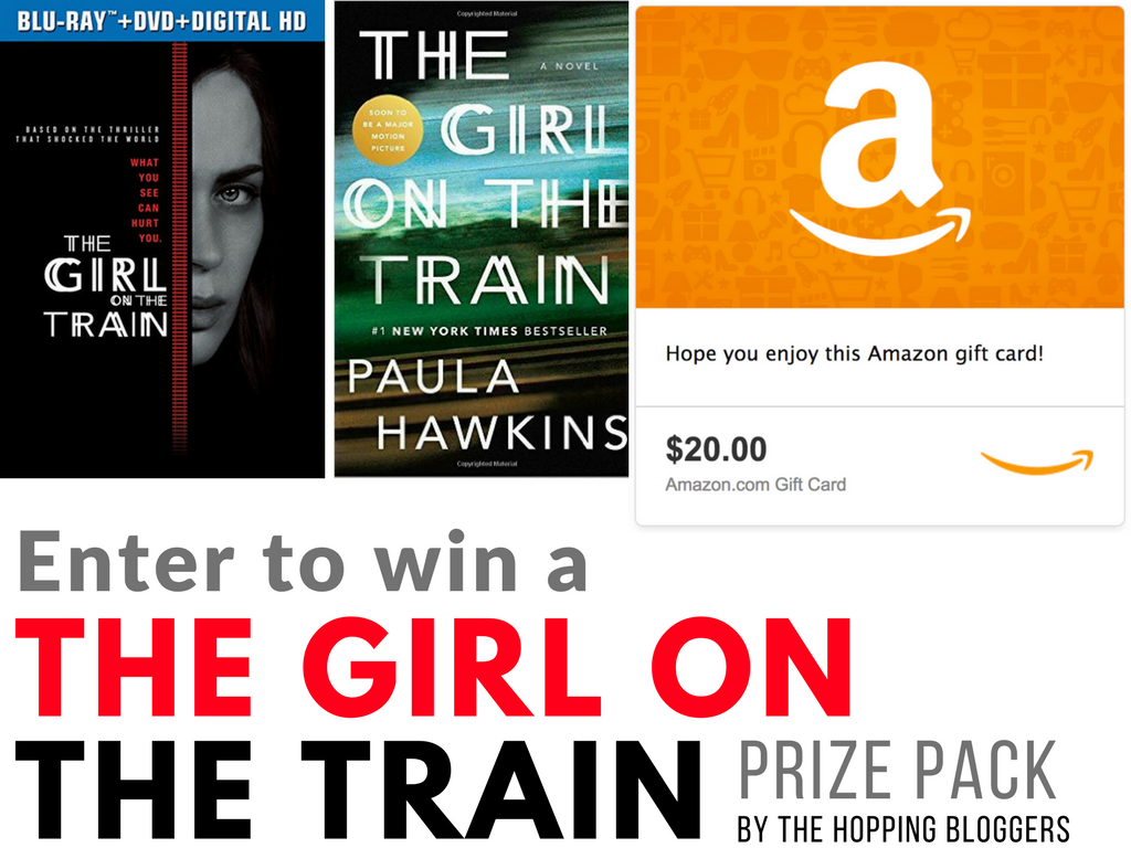 the girl on the train, the girl on the train blu ray, girl on the train movie