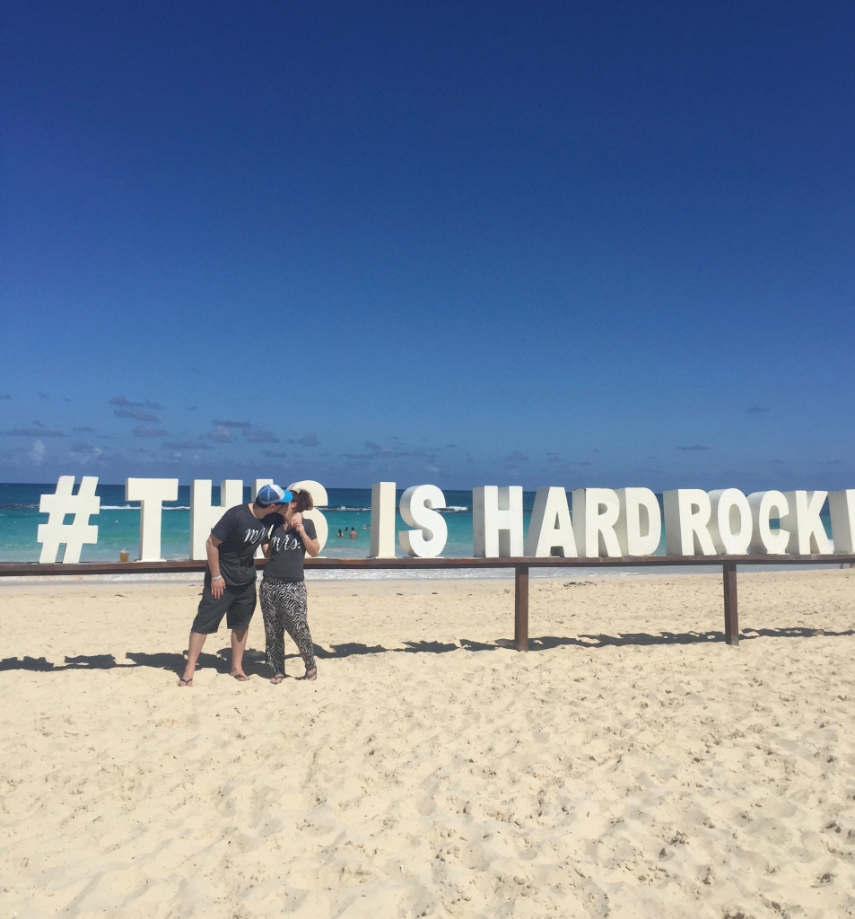 hard rock hotel, hard rock punta cana, mini moon, hard rock pc, hotel review, beach vacations