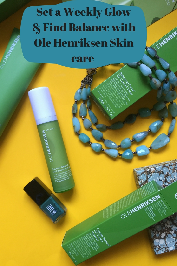 ole henriksen, ole henriksen skincare, blogger reviews, beauty reviews, influester