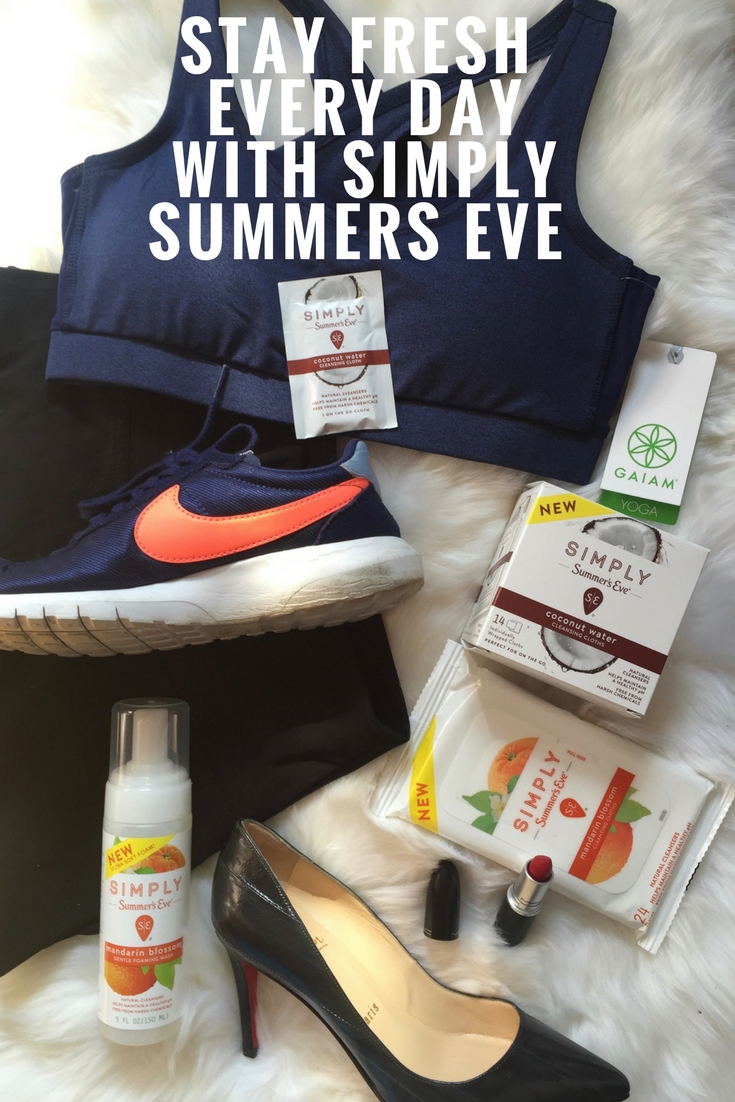 simply summers eve, surfset, summers eve, feminine cleansers