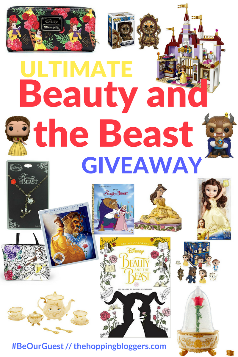 be our guest, beauty and the beast, movie giveaways, new beauty and the beast movie