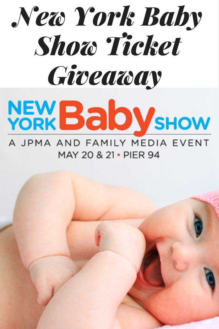 new york baby show, mom trends, baby show giveaway, ticket giveaway, new baby products, mom to be tips