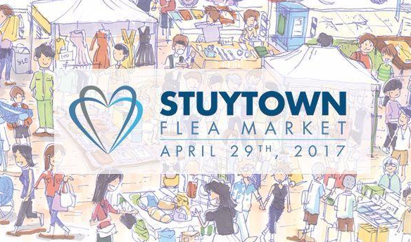 stuyvesant town flea market, stuyvesant town, nyc events, free events
