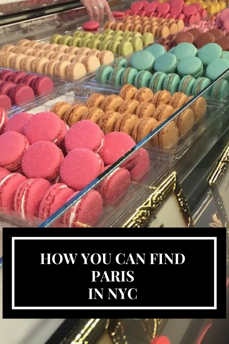 find paris in nyc, paris spots in nyc, parisian in nyc, french restaurants nyc, saint james shirts, croque monsieur, FIAFF, french cheese board, national macaron day, laduree, macarons in nyc