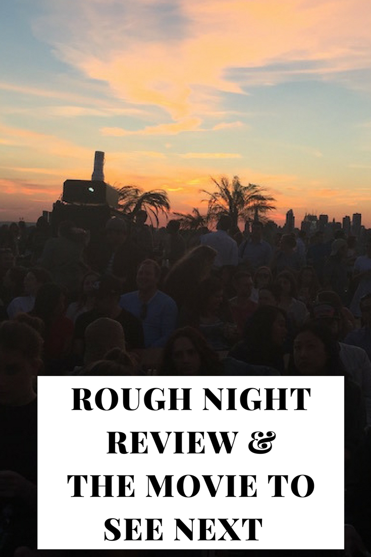 rough night movie review, rough night review, movie reviews, very bad things remake