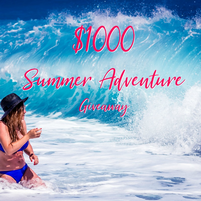 Summer Adventure Giveaway