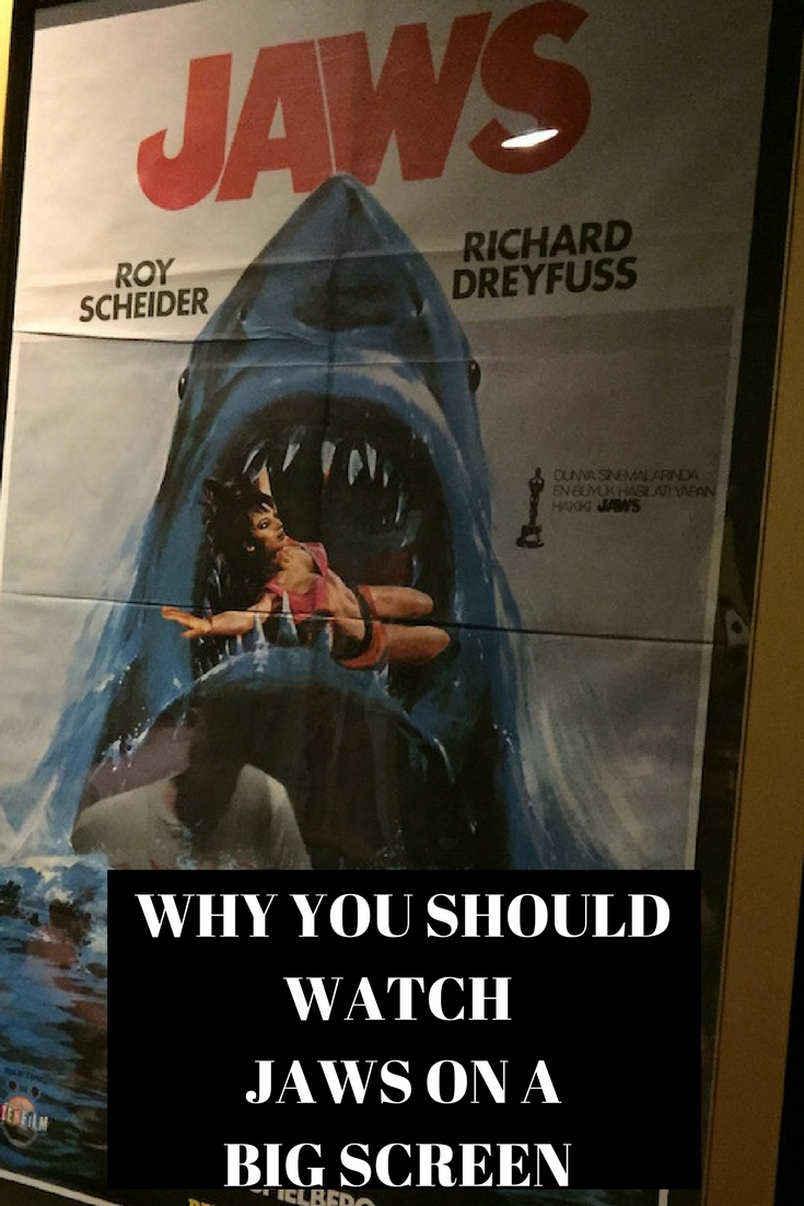 watch jaws, jaws outdoor movies, alamo drafthouse