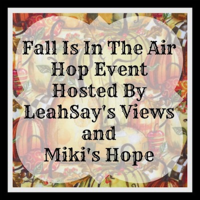 fall is in the air hop event, fall giveaways, bareburger, gift cards, giveaway hops