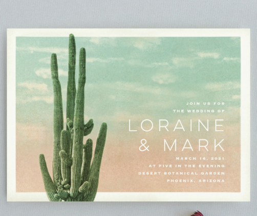 creative wedding invitations, minted, minted.com, wedding websites