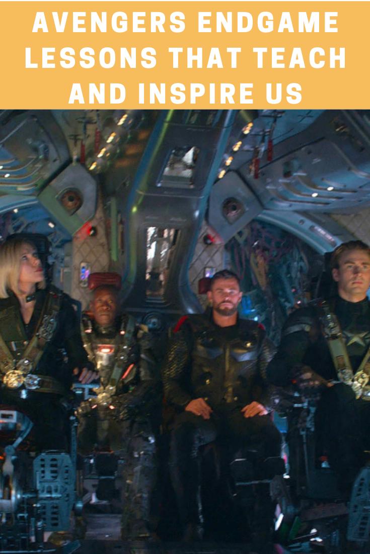 avengers endgame, avengers, endgame, avengers endgame lessons, marvel movies, superhero movies