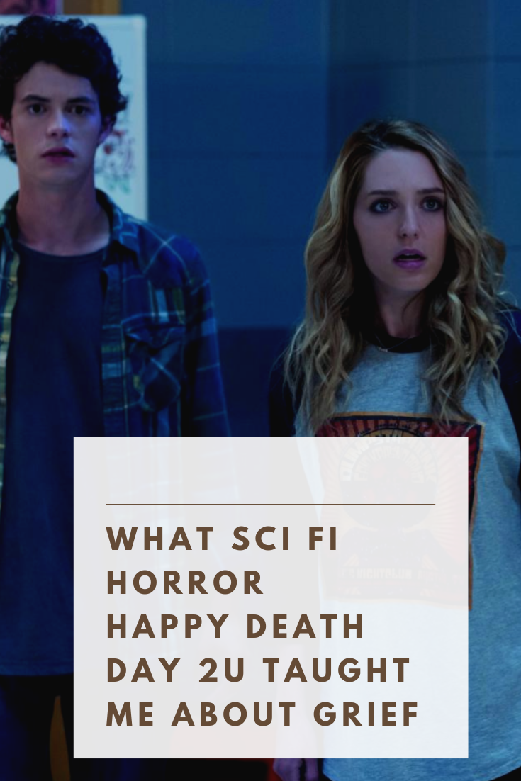 happy death day 2u, happy death day, jessica rothe, christopher landon, horror movies