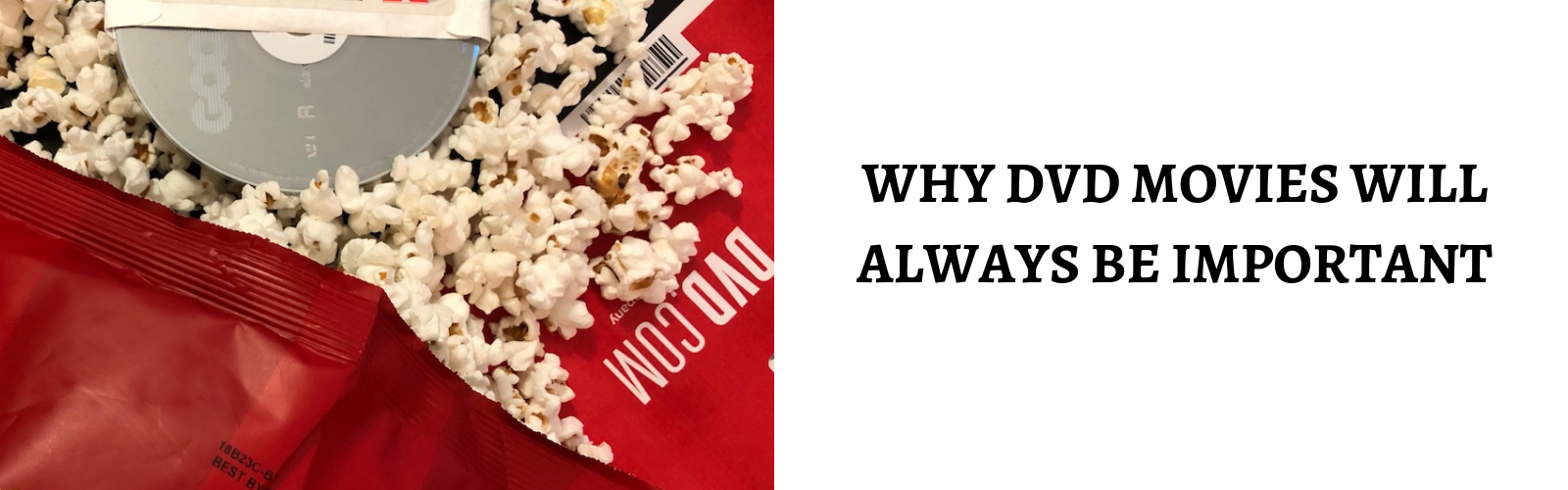 why dvd movies will always be important
