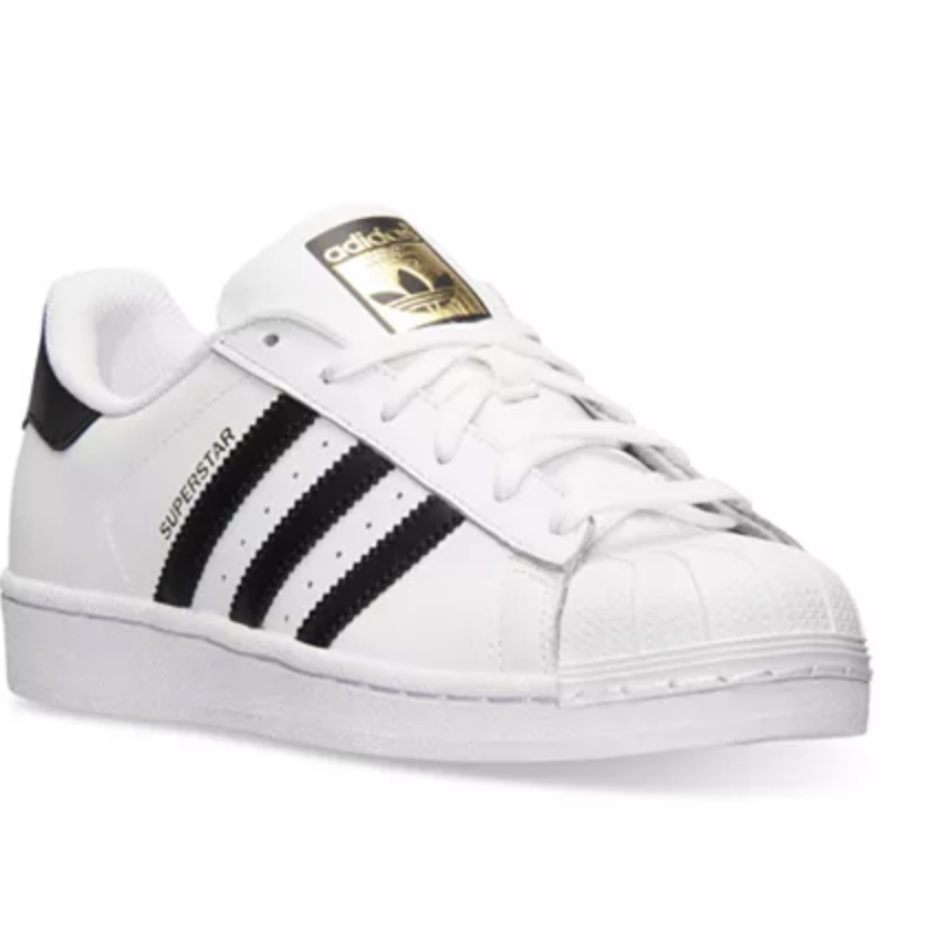 finish line at macys, macys sales, finish line sneakers, adidas superstar, back to school sales