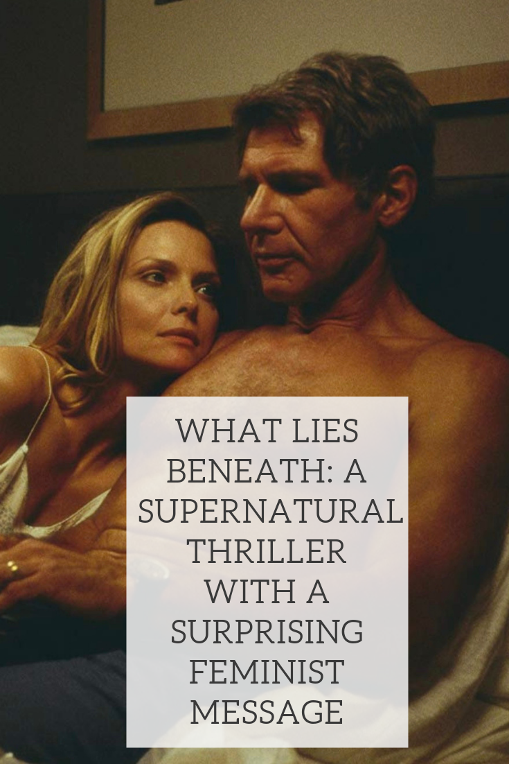 supernatural thriller what lies beneath