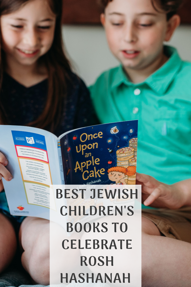 the best Jewish children's books for Rosh Hashanah Jewish new year