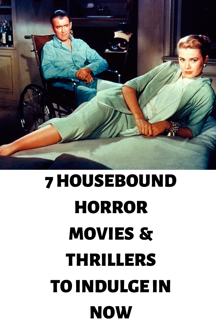 housebound horror movies, rear window