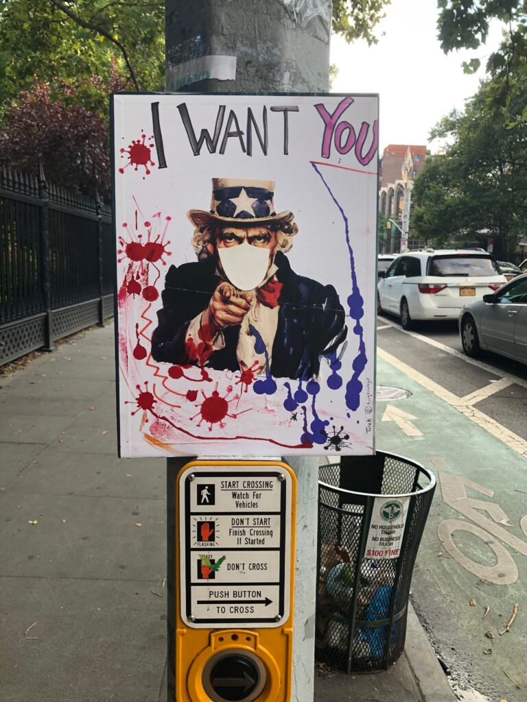 manhattan is still my town, nyc native, nyc street art, free art