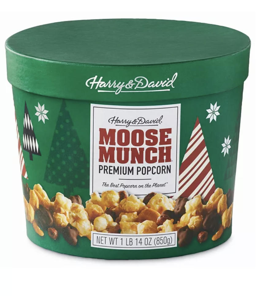 Macys one day sale, Macys shopping, Macys holiday shopping, Moose Munch, gourmet food gifts, Harry & David